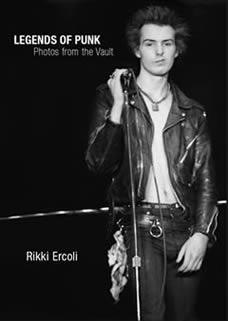 Legends of Punk: Photos from the Vault book cover